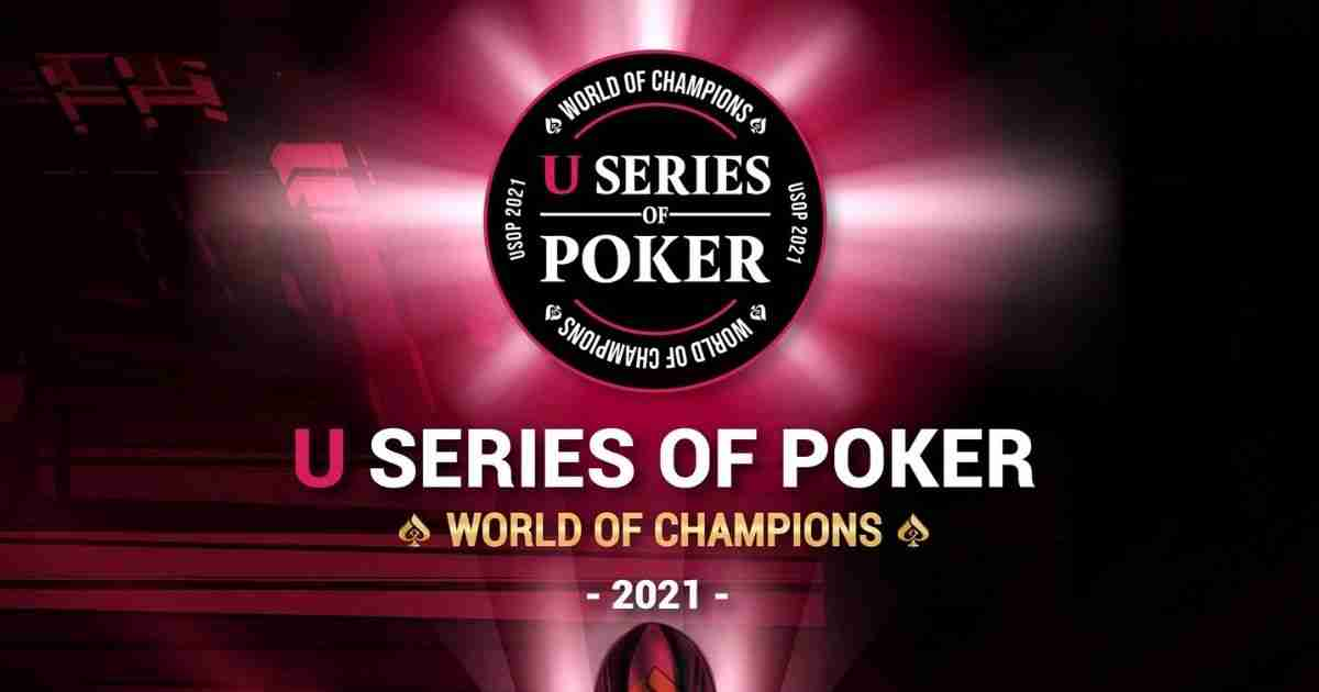 U Series of Poker: Play for Cash Prizes and Trophies